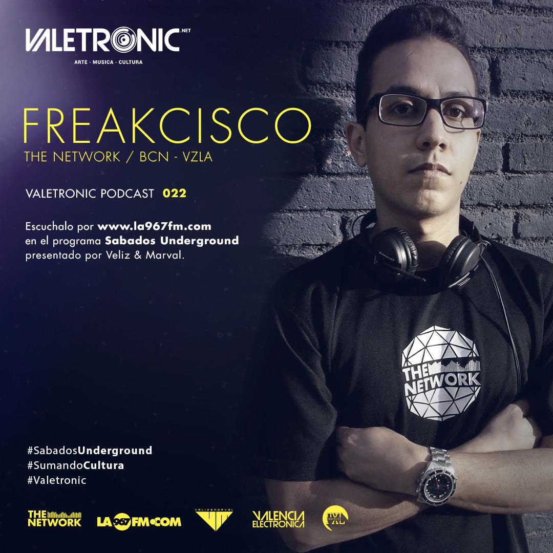 Valetronic-Podcast-022-Freakcisco