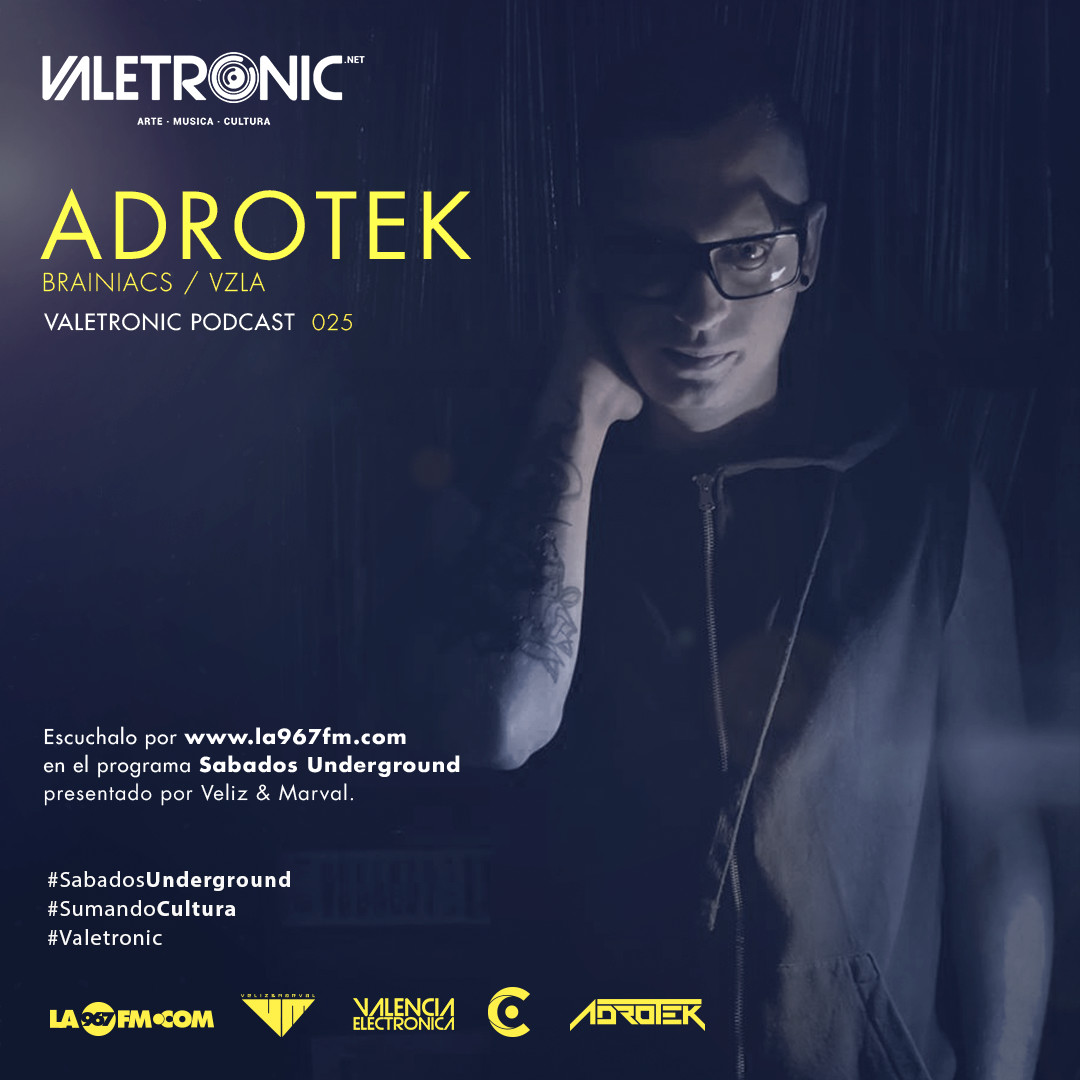 Valetronic-Podcast-025-Adrotek