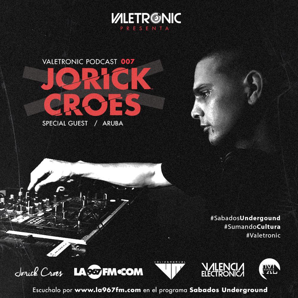 Valetronic_Podcast_007_Jorick_Croes