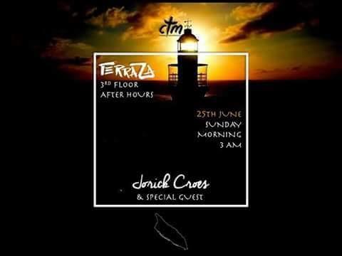 Jorick Croes @ 3rd floor Terraza Bar Aruba