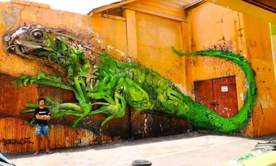 aruba_art_fair_iguana_aruba