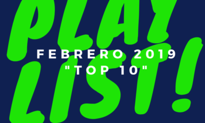 playlist febrero 2019