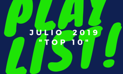 playlist julio 2019