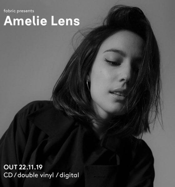Amelie Lens Fabric Presents
