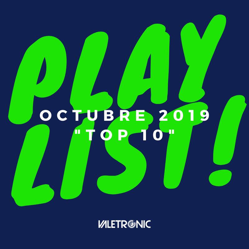 playlist octubre 2019