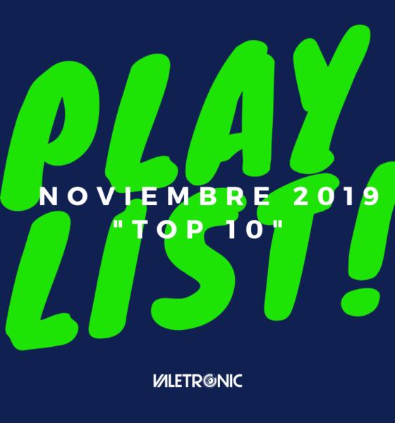 Playlist noviembre 2019