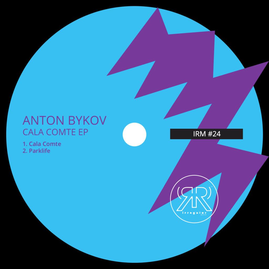 Anton Bykov - Cala Comte EP [IRM024]
