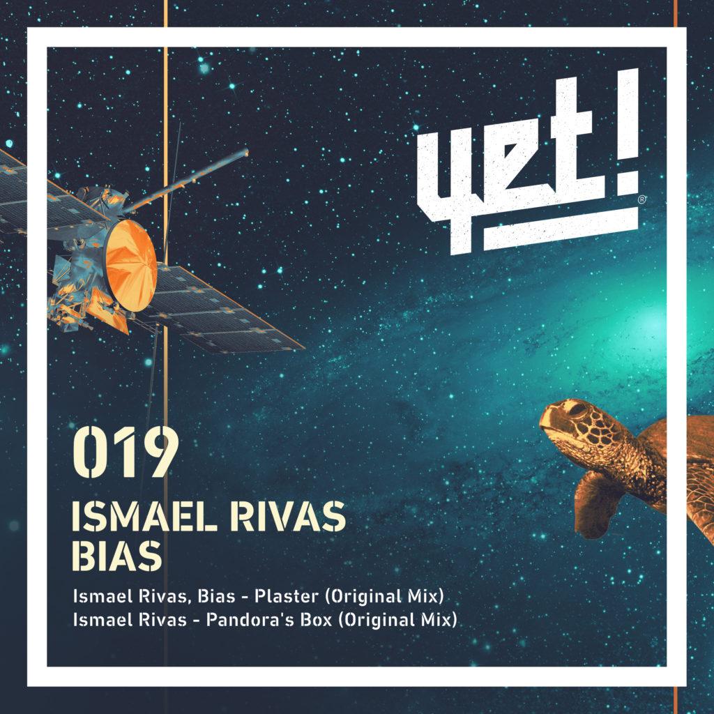 Ismael Rivas, Bias present the release PLASTER EP [YET019]