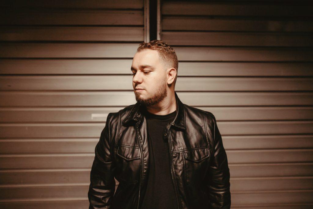 Dj and producer VANUCCI, head of Tamboa Records 3rd release named Italian Job.