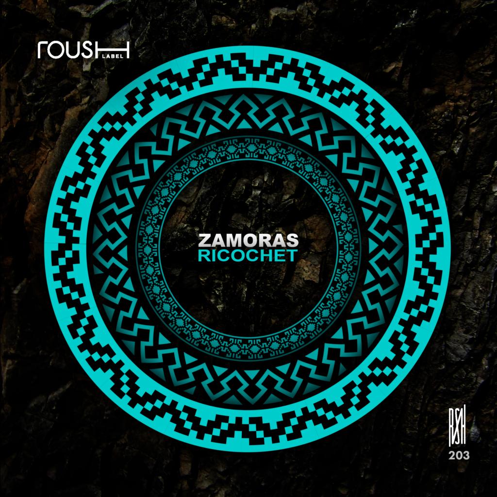 El dúo de hermanos venezolanos Zamoras presentan Ricochet EP [ Roush Label - RSH203]